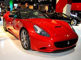 Ferrari California HELE: Vysoké emoce, nízké emise