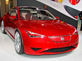 SEAT IBE: Sportovní elektromobil do města