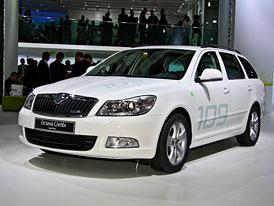 Škoda Octavia 2012: Diody pro Scout, nová verze Green Tec