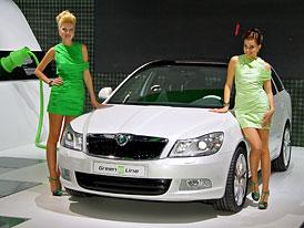 Škoda Octavia Green E Line: První elektromobil značky Škoda