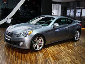 Hyundai Genesis Coupe: První dojmy