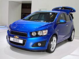 Chevrolet Aveo: Nová generace, nový styl