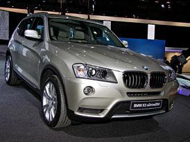 BMW v Paříži