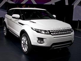 Land Rover v Paříži