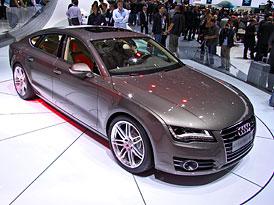 Pa�� 2010: Audi A7 Sportback