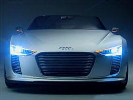Video: Audi e-tron Spyder – Detailní představení