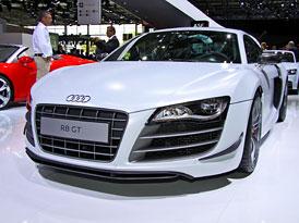 Audi v Paříži