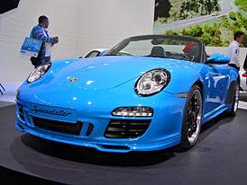 Porsche v Paříži
