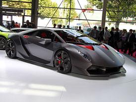 Lamborghini Sesto Elemento: Demonstrátor nízké hmotnosti