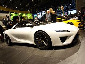 Lotus Elise: Nová generace základního modelu