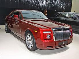 Rolls-Royce v Paříži