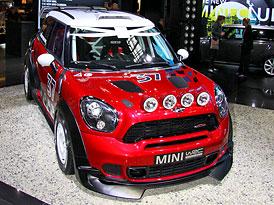 Mini v Paříži