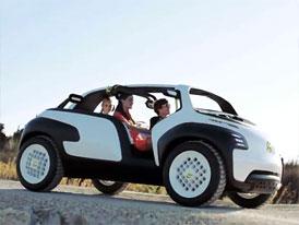 Video: Citroën Lacoste – Stylové plážové mini