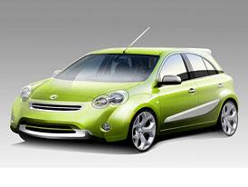 Nissan Micra jako nový Smart ForFour pro USA