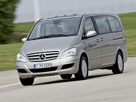 Mercedes-Benz Viano: První jízdní dojmy