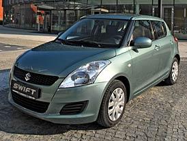 Suzuki Swift: 1,2 VVT GL/AC za 249.900,-Kč