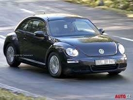 Spy Photos: Nový VW New Beetle - Americký Brouk