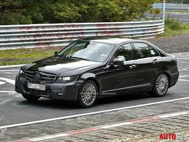 Spy Photos: Mercedes-Benz C - chystaj� se velk� v�ci