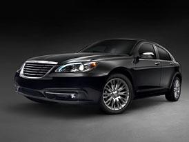 Chrysler 200: Nov� americk� sedan nahrad� Sebring