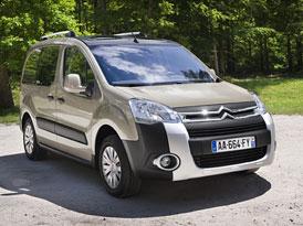 Citroën Berlingo: Nové ceny, nové motory