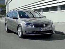 Video: Volkswagen Passat – Nové kombi v pohybu