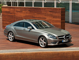 Mercedes-Benz CLS: Technika nové generace