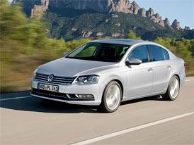 Volkswagen Passat: Kompletní technická data