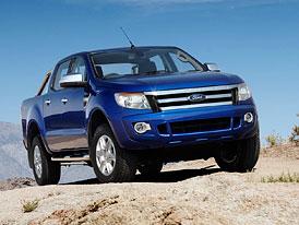Ford Ranger: Nová generace není jen na práci