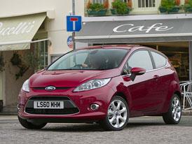 Parkovací kamera pro Ford Fiesta na českém trhu