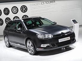 Exkluzivní matná čerň pro Citroën C5
