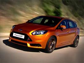 Video: Ford Focus ST – Ostrý hatchback v pohybu