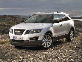 Saab 9-4X: Vybírejte mezi 3,0 V6 (195 kW) a 2,8 V6 T (221 kW)