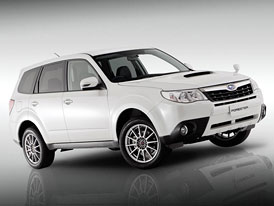 Subaru Forester S-Edition: 193 kW a 347 Nm prozatím jen pro koncept