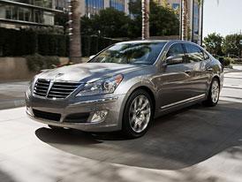 Hyundai Equus: Levnější než Lexus, dražší než Cadillac