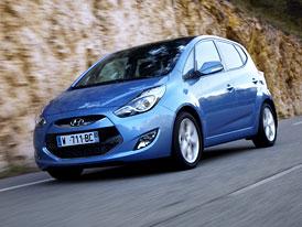 Euro NCAP 2011: Hyundai ix20 – Pět hvězd jako dědictví po sestře Venze