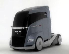 Video: MAN Concept S – Vývoj a stavba studie tahače