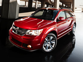 Dodge Journey 2011: Nový motor a interiér