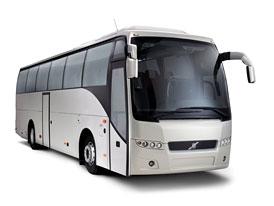 Volvo 9500: Všestranný autokar