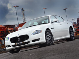 Maserati Quattroporte Sport GT S: Paket MC Sport Line