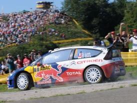 Katalánská Rally 2010 – Letošní mistr Loeb zůstává opět neporažen, Burkart se stává juniorským šampiónem (+ fotogalerie)