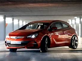 Video: Opel GTC Paris – Předobraz třídveřové Astry