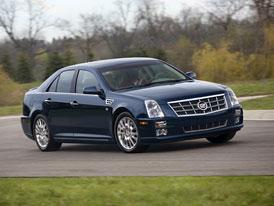 Cadillac STS 2011: Nejdra��� Cadillac u� jen s �estiv�lcem