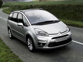 Citroën C4 Picasso: Ceny po faceliftu jsou nižší