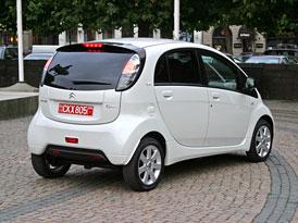 Citroën C-Zero: První jízdní dojmy