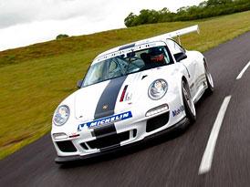 Porsche 911 GT3 Cup 2011: Nové náčiní pro Porsche Carrera Cup