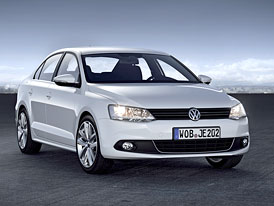 VW Jetta v Evrop�: Technika, fotografie, ceny