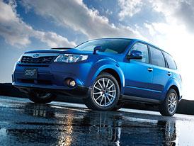Subaru Forester tS: Skoro-STi