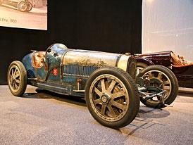 Samohýl Motor Zlín začne vyrábět repliky vozů Bugatti