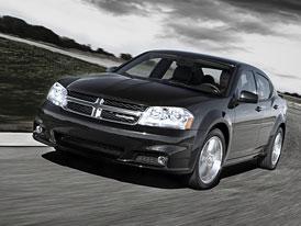 Dodge Avenger 2011: Nový design, převodovka i motory