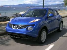 Video: Nissan Juke – Jízda městem